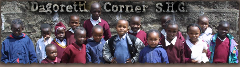 Image of Dagoretti Corner children